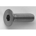 Flat Head Bolt with Hex Socket SSS Standard