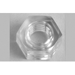 Hex Nut Polycarbonate