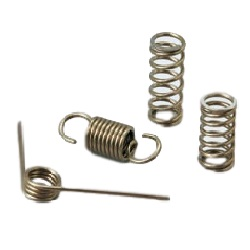 Titanium Torsion Spring