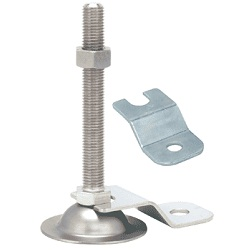 Leg Clasp Bracket For SUN Adjustment Bolt ZF Series