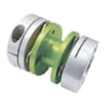Disc Type Coupling - Clamping Type (Double Disc)