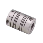 Stainless Steel Slit Shape Coupling - Clamping Long Type -