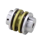 Disc Type Coupling - Set Screw Type (Double Disc) [SDAA]