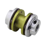 Long Disc Type Coupling - Clamping Type (Double Disc)