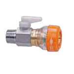 ESLO Kachit, Applicable for PB Pipe, Adapter with Valve
