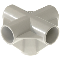 Plastic Joint for Pipe Frame PJ-202B