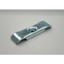 Caster Attachment Brackets for Pipe Frame, JB-008