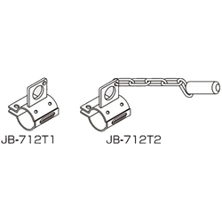 Part for Connecting Hand Trucks Used for Pipe Frames JB-712T1/JB-712T2