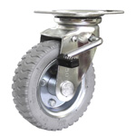 Caster with Air-Filled Wheel / with Air-Less Wheel AIJB