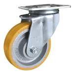Caster for Heavy Loads with Drum Brake LH (Blickle)