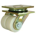 Low Floor Dual Wheel Caster for Super Heavy Loads LSD BSD (Blickle)