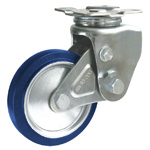 Cushioning Spring Caster I-B, Coil Type for High Speed SAJ-TO
