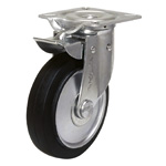 Swivel/Fixed Switching Caster, Swivel Stopper NJK