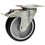 Caster with Heat-Resistant Wheel LIX Series (Blickle)