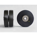 MCD Conductive MC Nylon (for Stainless Steel, Low Floor, and Dual Wheels)