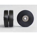 MCMO MC Nylon (Black) (for Low Floor and Dual Wheels)