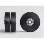 MCMO MC Nylon (Black) (for Stainless Steel, Low Floor, and Dual Wheels)