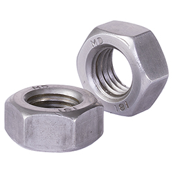 Hexagon Jam Nut (Fine: F45 Series, Coarse F47 Series)