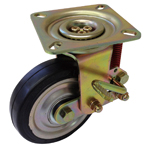 Spring Caster (Swivel Wheel with Stopper) SS-SP Type