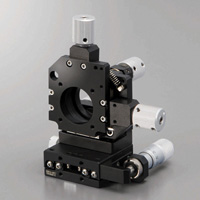 Five-Axis Lens Holder