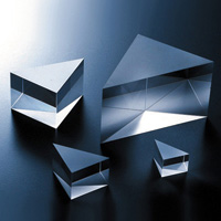 Right Angle Prism (with Coating)