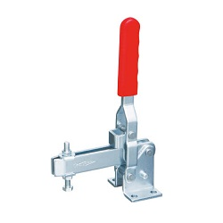SUPER TOOL Hold-Down Toggle Clamps, Vertical Handle, TDX12F/TDX14F