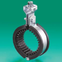 Hinged Type Suspension Band, HHT: Hinged Vibration Proof Suspension Band with Turn / HH: without Turn