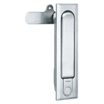 Stainless Steel Auto-Lock Flat Handle A-1480