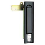 Auto-Lock Flat Handle (Cylinder Lock Type) A-480-A