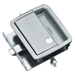 Stainless Steel Latch Type Flat Handle A-1151R-A