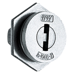 Lock Handle with Stainless Steel Sealing Screw A-1146-2