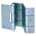 U-Shaped Stepped Back Hinge B-530