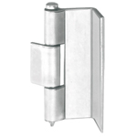 Stainless Steel L Type Back Hinge 3 Type B-1535