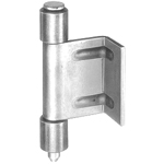 Detachable Back Hinge for Stainless Steel Cubicle B-1538