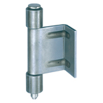 Detachable Back Hinge for Cubicle B-538