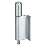 Stainless Steel L Type Back Hinge (2 Pipe) B-1559