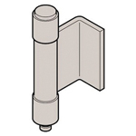 Stainless Steel L Type Back Hinge (3 Pipe) B-1520-B