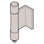 Stainless Steel L Type Back Hinge (3 Pipe) B-1522-B