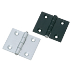 Aluminum Flat Hinge with Bush B-500