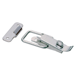 Stainless Steel Fastener with Keyhole C-1228