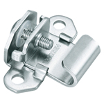 Stainless Steel Snap Lock Adjustable Bracket C-1423