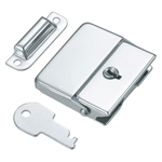 Snap Lock with Key C-85
