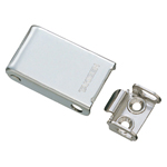 Stainless Steel Wave Latch C-1327