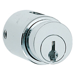 Compact Push Lock for Sliding Door C-108