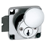 Latch Lock with Cylinder (with Cap) C-332