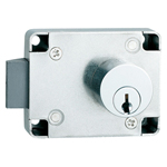 Latch Lock with Cylinder C-133-1