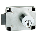 Latch Lock with Cylinder C-133-2-TAK80