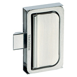 Stainless Steel Vertical Flat Latch Lock C-1401