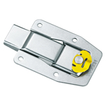 Push Latch with Stainless Steel Lock C-1534