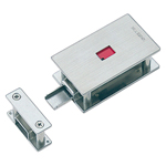Stainless Steel Chamfered Lavatory Lock C-1474
